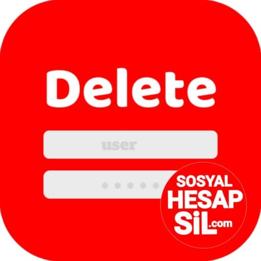 Delete App - Sosyal Hesap Silici